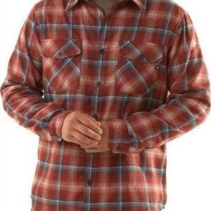 Men's Cotton Flannel Plaid Shirts
